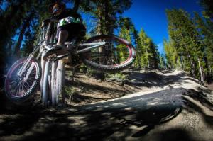 mammoth bike park