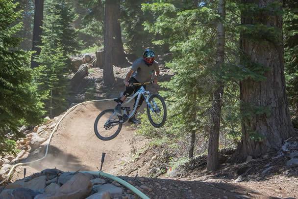 North Mountain Park Star Bike
